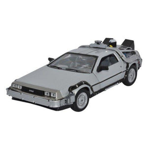 1:24 Scale Back to the Future 2 DeLorean