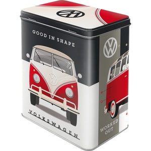 Storage Tin - VW Good In Shape