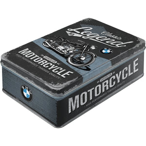 Tin Box - BMW - Classic Legend