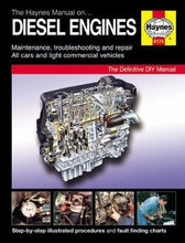 Load image into Gallery viewer, Haynes Manual on Diesel Engines