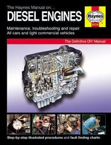 Haynes Manual on Diesel Engines
