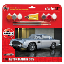 Load image into Gallery viewer, Airfix - Aston Martin DB5 Silver Starter Set 1:32