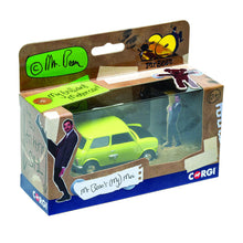 Load image into Gallery viewer, 1:43 Scale Mr. Bean's Mini - 30 years