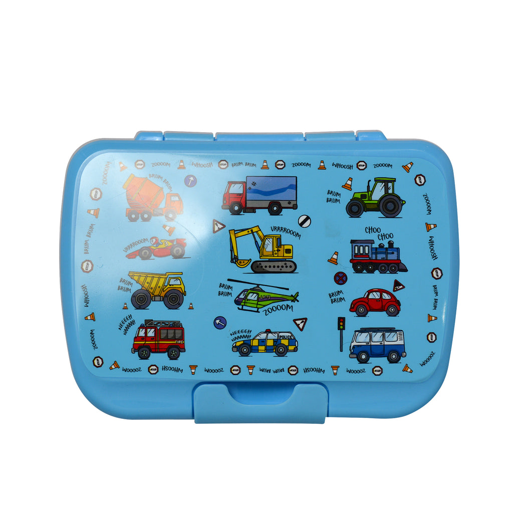 Little Stars - Vehicle Print Lunchbox
