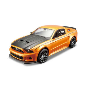Assembly Line - Ford Mustang Street Racer Kit