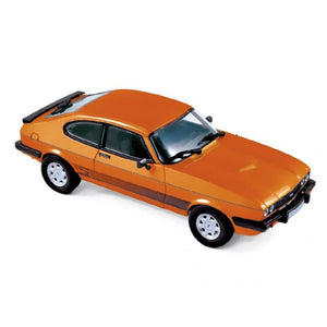 1:43 Scale 1986 Ford Capri