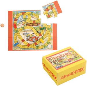 Grand Prix Mini Vintage Game