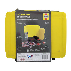 Haynes Cycle Care Essentials Kit