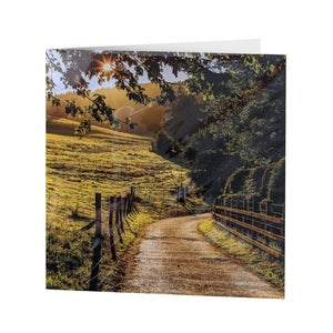 Somerset - Greeting Card (blank)
