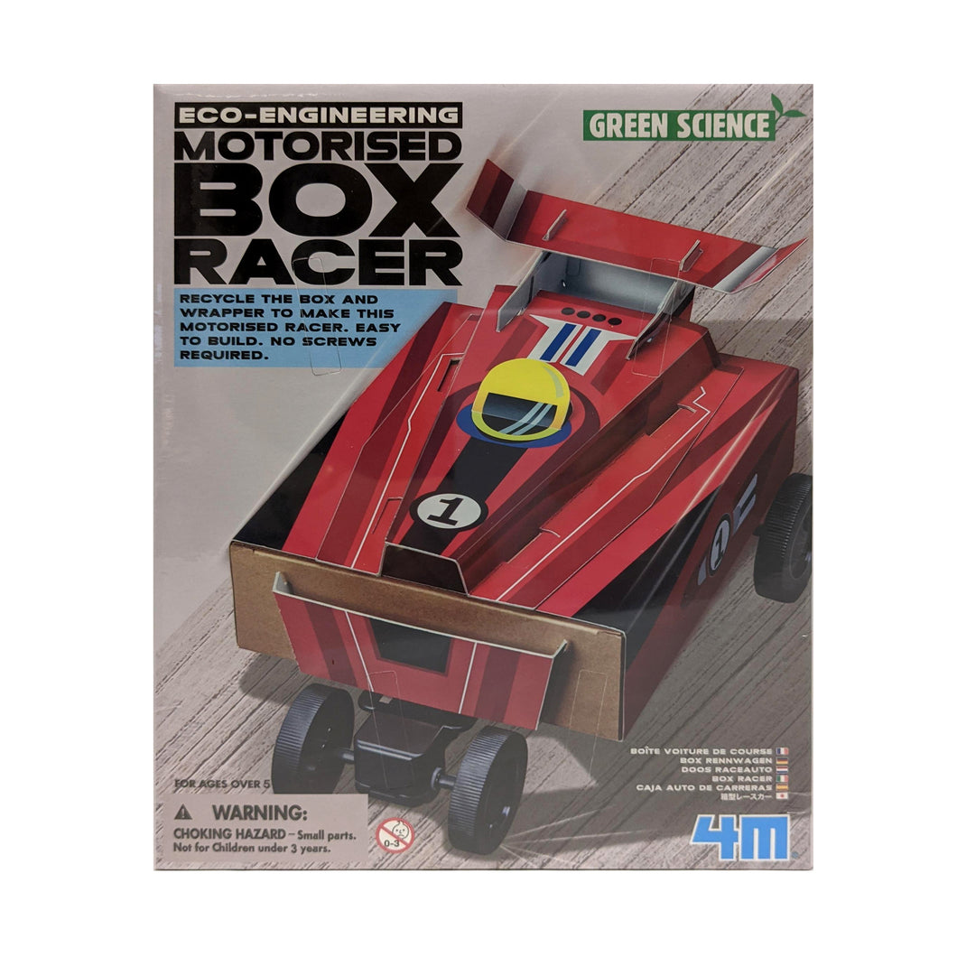 Box Racer - Green Science