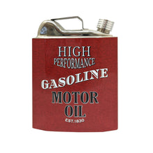 Load image into Gallery viewer, Hip Flask Retro Oil Can