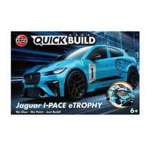 Load image into Gallery viewer, QuickBuild - Jaguar I-PACE eTROPHY