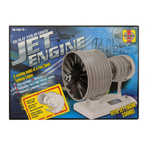 Build Your Own Jet Engine Kit