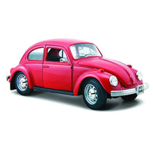 Load image into Gallery viewer, 1:24 Scale Volkswagen Beetle