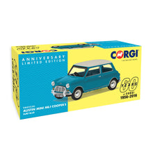 Load image into Gallery viewer, 1:43 Scale Austin Mini Mk1 Cooper S
