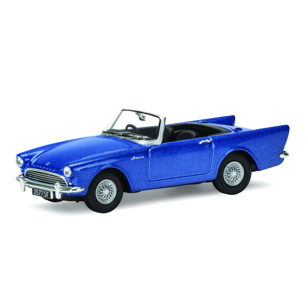 Sunbeam Alpine Series 2 Model 1:43 Scale