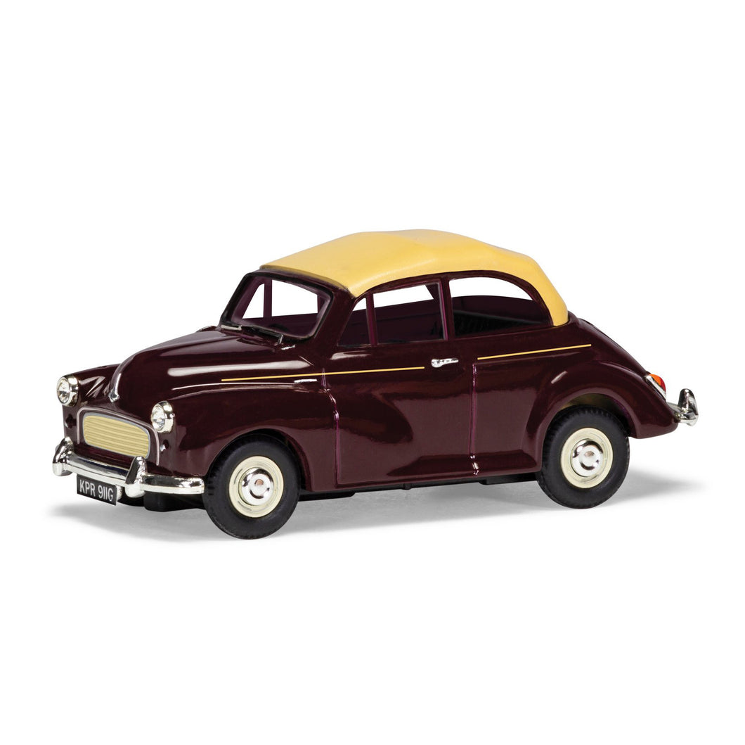 1:43 Scale Morris Minor 1000 Convertible