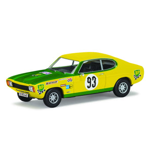 1:43 Scale Ford Capri 2300GT Mk1 1969 Tour de France Automobile