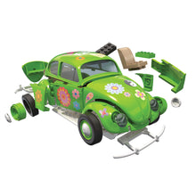 "Load image into Gallery viewer, QuickBuild - VW Beetle ""Flower Power"""