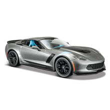 Load image into Gallery viewer, 1:24 Scale 2017 Corvette Grand Sport