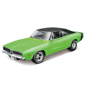 1:18 Scale 1969 Dodge Charger R/T