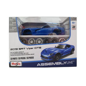 Assembly Line - Dodge Viper GTS 2013 Kit