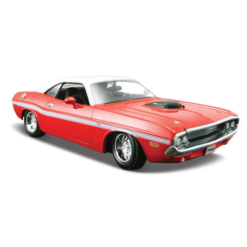 1:24 Scale 1970 Dodge Challenger R/T Coupe