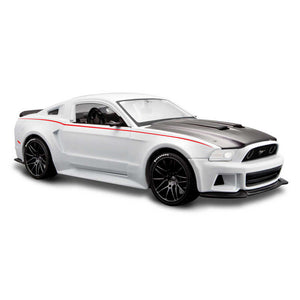 1:24 Scale 2014 Ford Mustang Street Racer