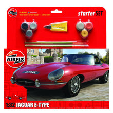 Load image into Gallery viewer, Airfix - Jaguar E-Type 1:32