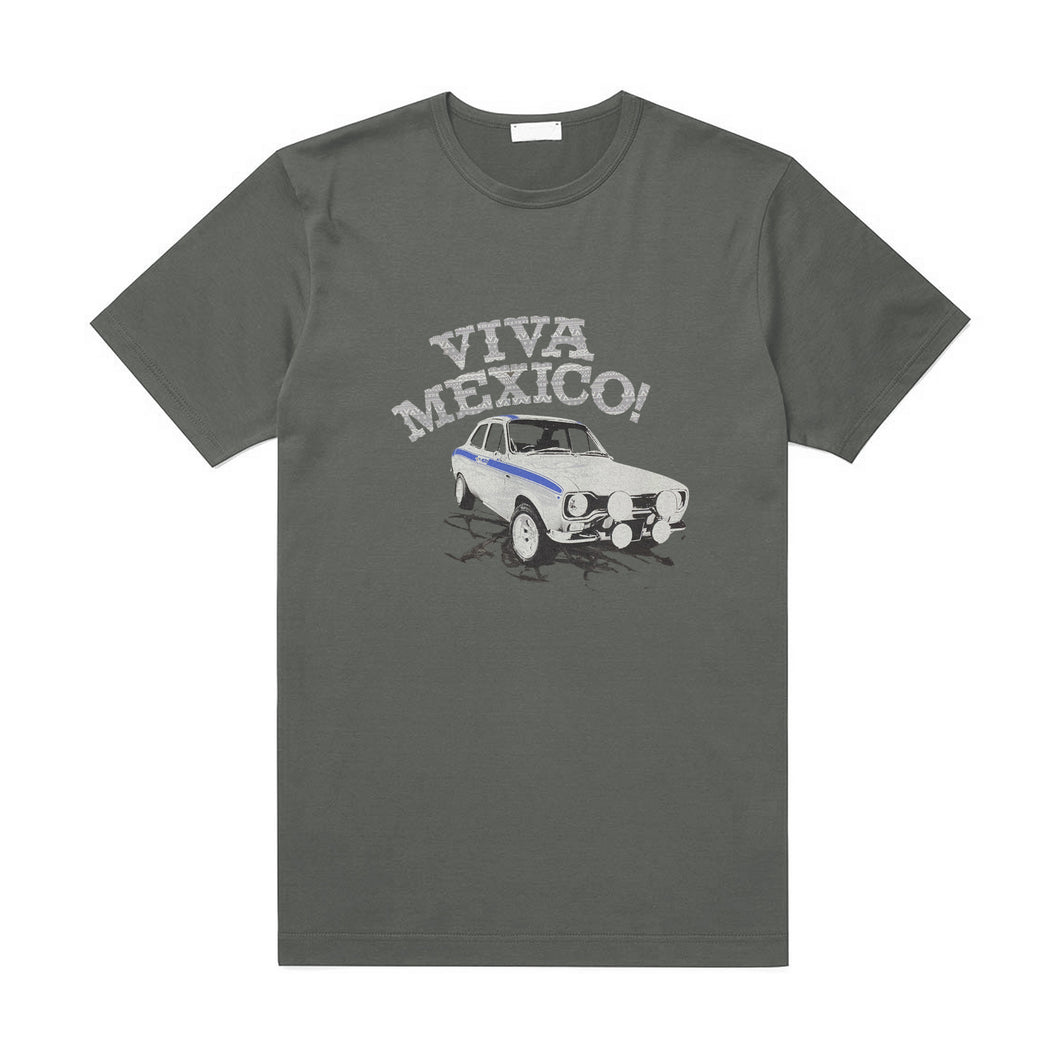 T-Shirt, Ford Escort, Viva Mexico