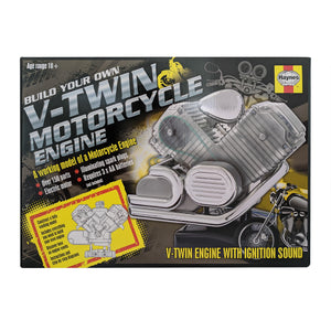 Build Your Own V-Twin Motorcycle Engine Kit