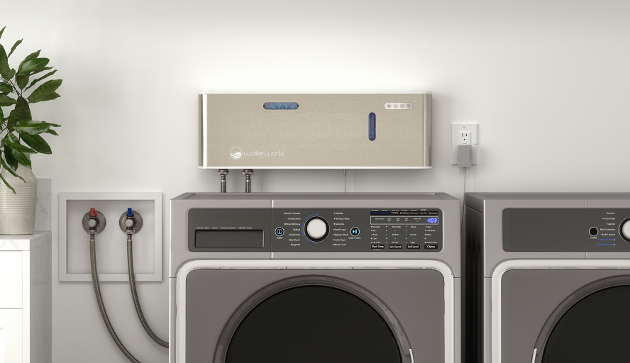 Aqueous Ozone Laundry System