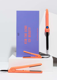 Lola Styling Tool Kit<p>Neon Orange
