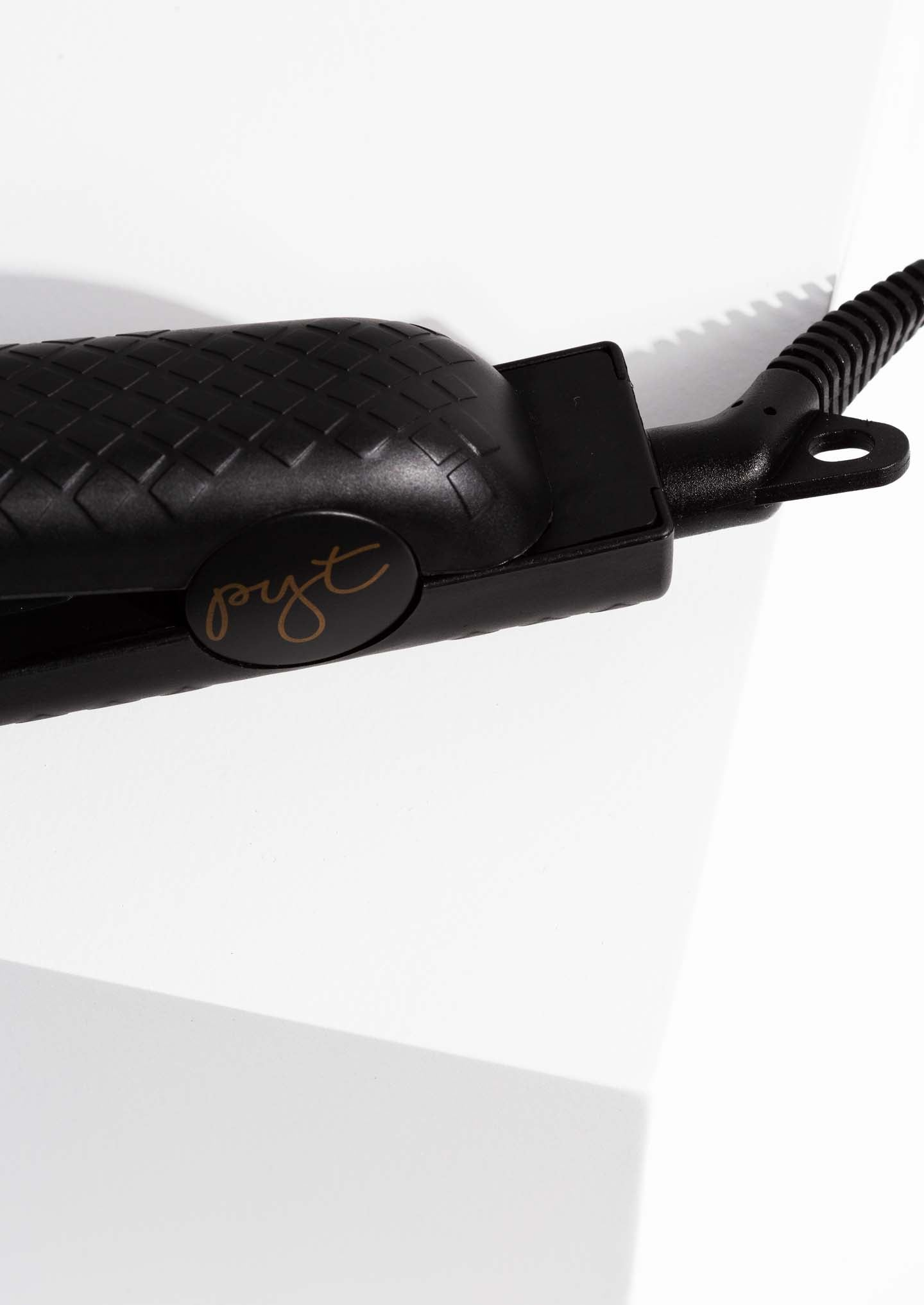 Black Curler 19mm Pythair