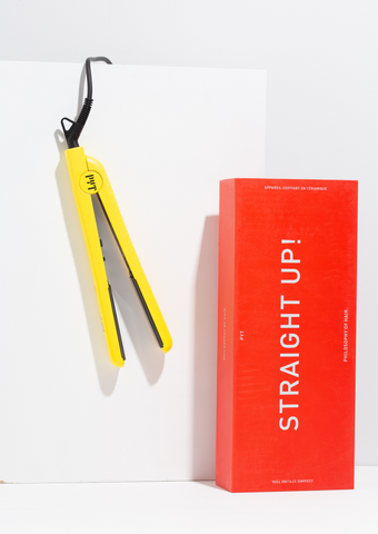Ceramic Styling Tool <p>Neon Yellow