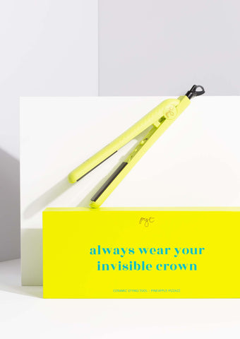 Ceramic Styling Tool<p> Pineapple Pizazz