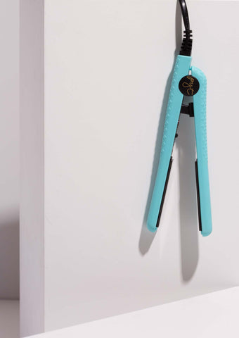 Mini Ceramic Styler<p>Blue