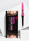 18-25mm Digital Curler<p>Neon Pink