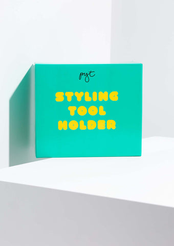 Styling Tool Holder<p>Black