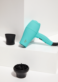 Mini Turbo On-the-Go Dryer <p> Teal