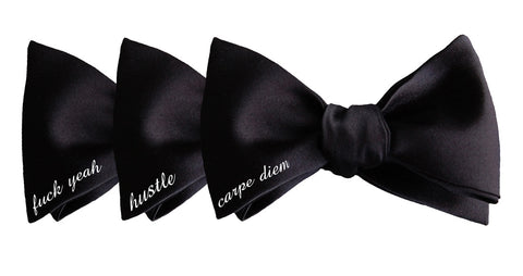 The Hustle Self-tie Bow Ties - Get All Three
