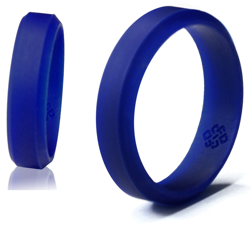 most popular silicone wedding bands for men & women – knot theory