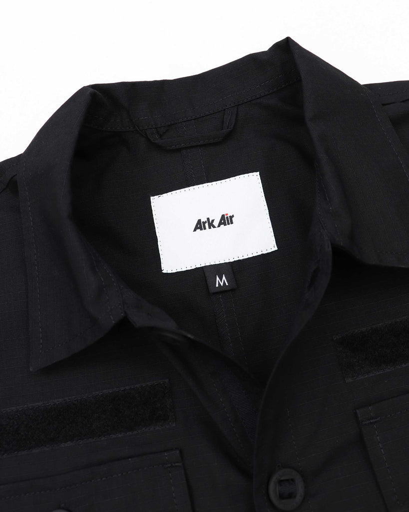 A112AA Short Sleeve Shirt - Black