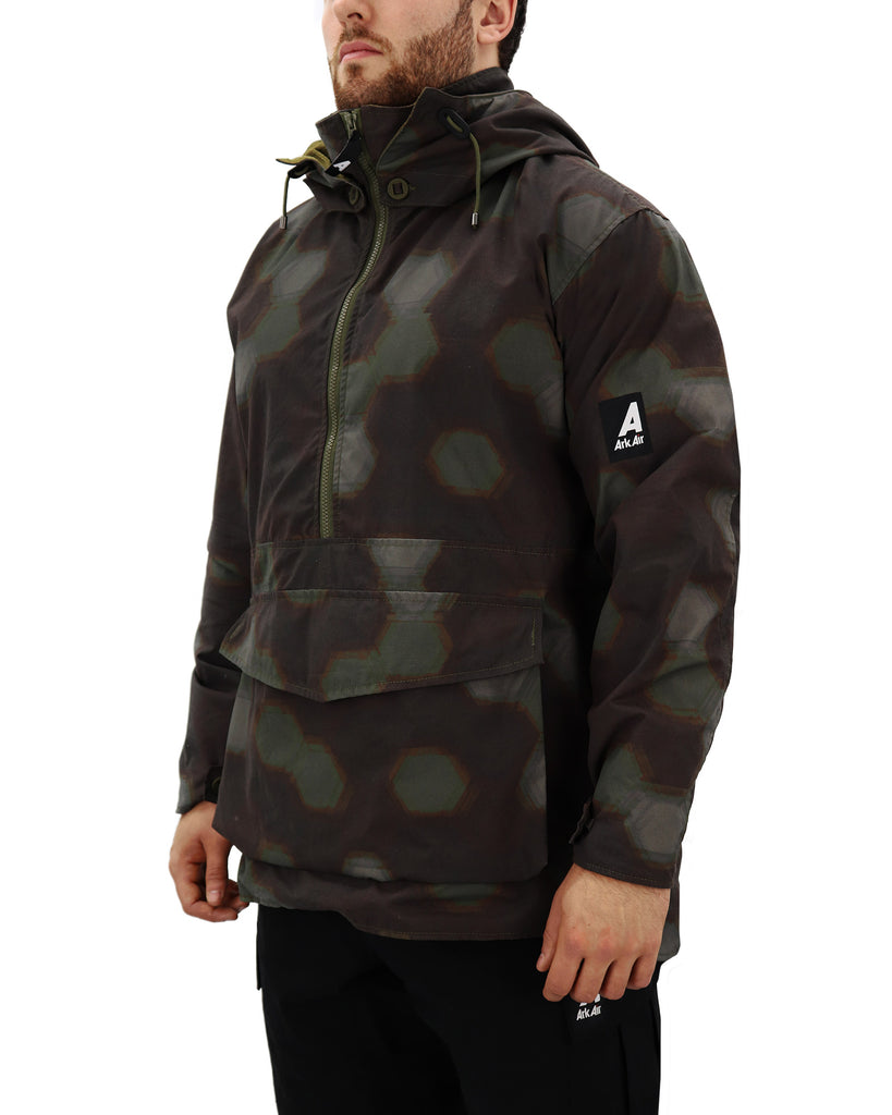 A263AA - Hooded Waterproof Mammoth - Dispersion