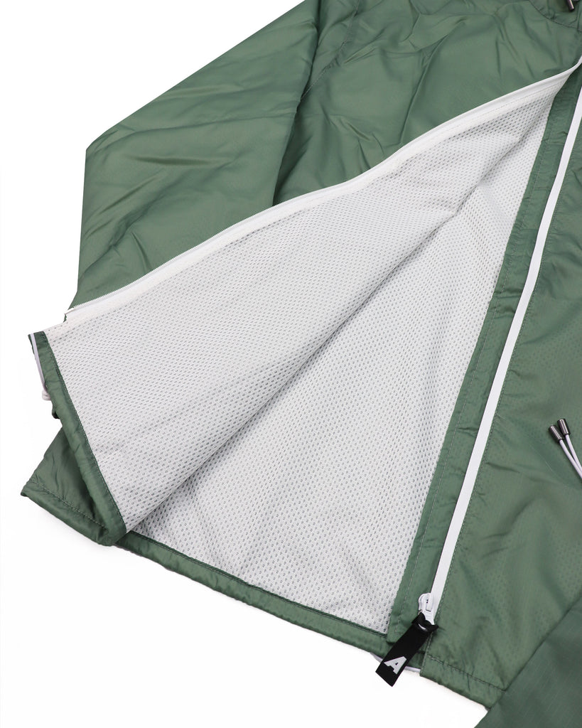 A344AA - Waterproof Rainshield - Laurel Green