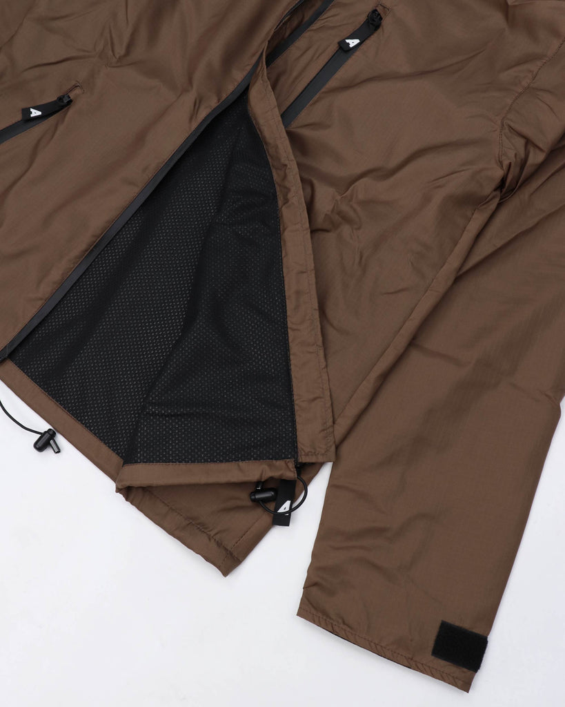 A344AA - Waterproof Rainshield - Iron Brown