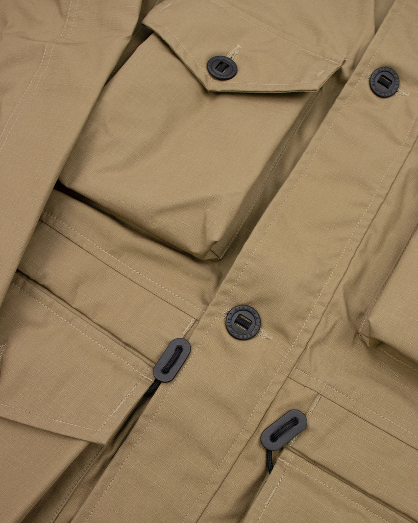 B244AA Unlined Smock - Coyote