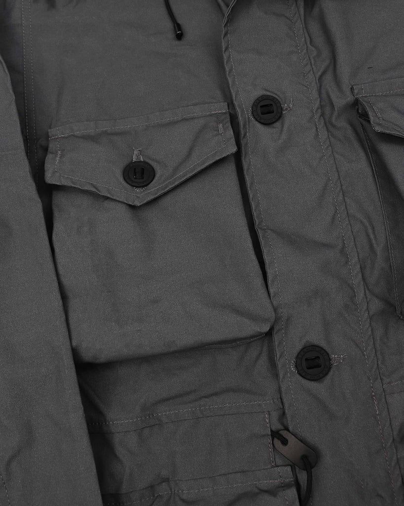 B244AA - Unlined Smock - Urban Grey