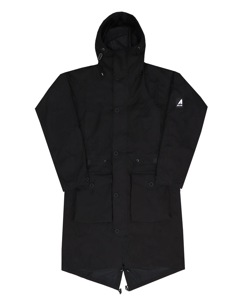B710AA - Waterproof Parka - Black