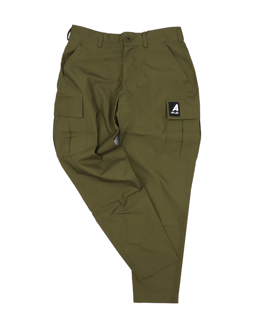 C332AA - Cargo Pant - Tropical Green